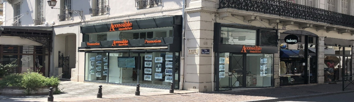 agence Accessible Immobilier - boutique